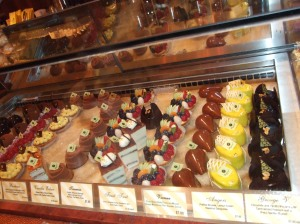 Sweet treats from Payard at Caesar's Palace